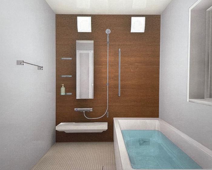 パース,設計,浴室